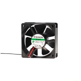 DC Fan 60x60x20mm 12V DC/135mA 33.5dB SUNON MB60201V1-000U-A99