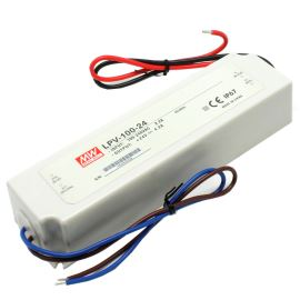 24V DC Power Supply Mean Well LPV-100-24