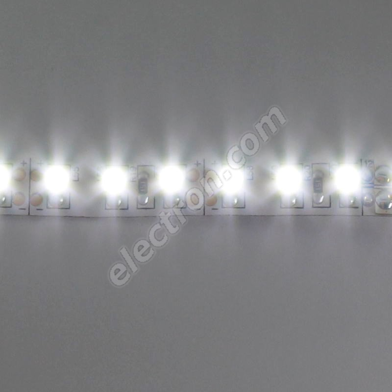 Non-Waterproof LED Strip 3528 Cool White - STRF 3528-120-CW - 1 meter length