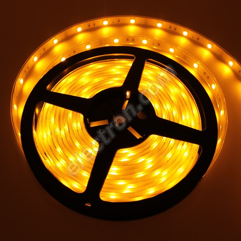 Waterproof LED Strip 5050 Yellow - STRF 5050-30-Y-IP66