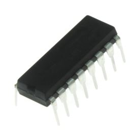 Shift register DIP16 Texas Instruments CD4015BE