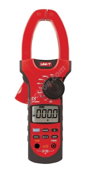 Digital Clamp Multimeter UNI-T UT208A