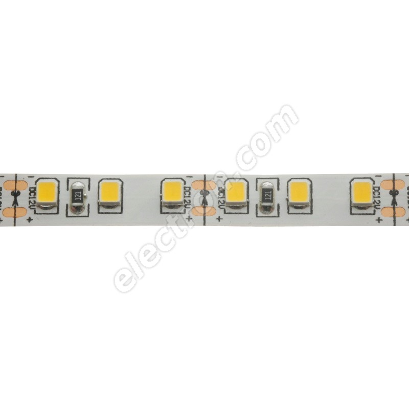 Non-Waterproof LED Strip 2835 Warm White - STRF 2835-120-WW - 1 meter length