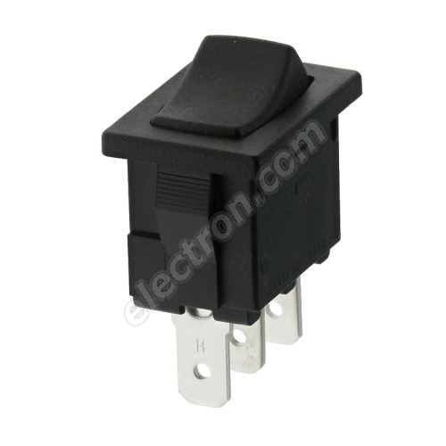Rocker Switch Arcolectric H8620VBAAA