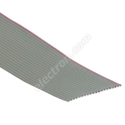 Flat ribbon cable AWG28 20 pin Grey Color