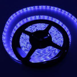 Waterproof LED Strip 3528 Blue - STRF 3528-60-B-IP65 - 1 meter length