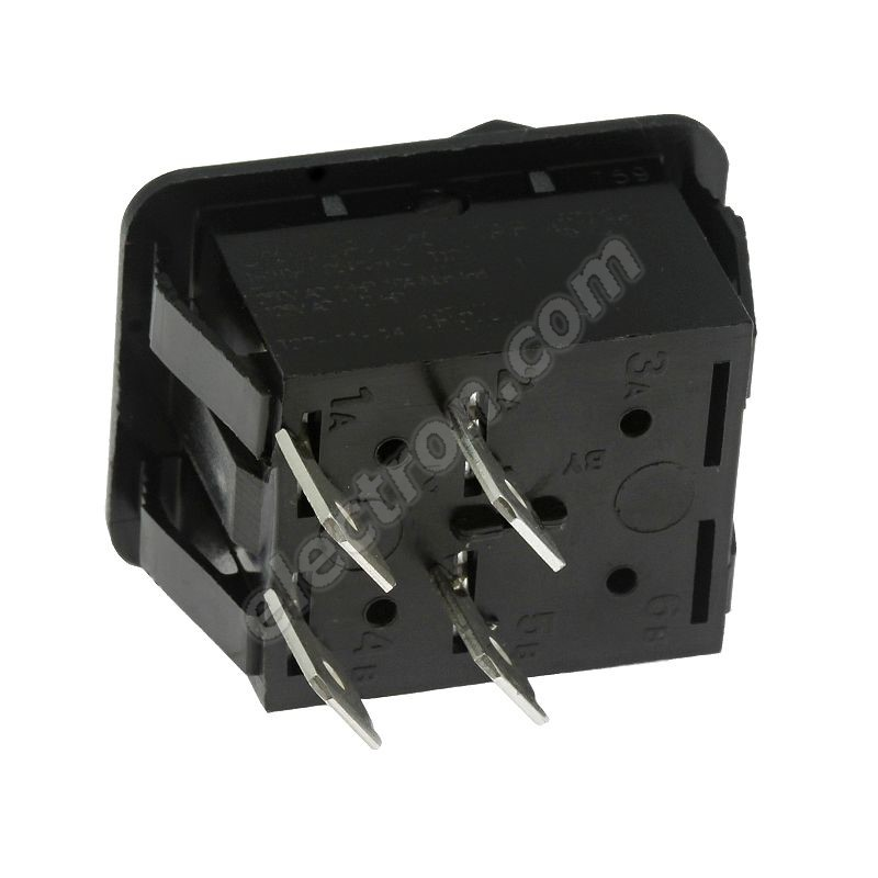 Rocker Switch Arcolectric C150TABAAE