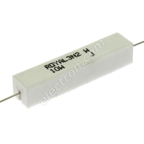 Power Resistor Royal Ohm PRW0AWJP392B00