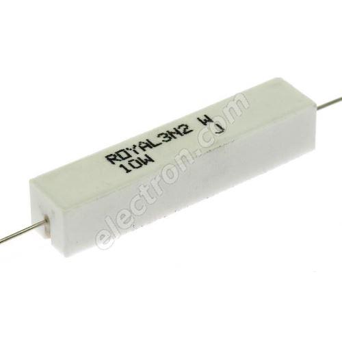 Power Resistor Royal Ohm PRW0AWJW391B00