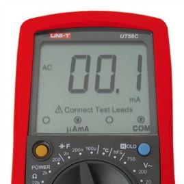 Digital multimeter UNI-T UT58C