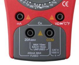 Digital multimeter UNI-T UT50C