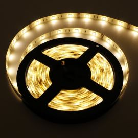 Waterproof LED Strip 5050 Warm White - STRF 5050-30-WW-IP65 - 1 meter length