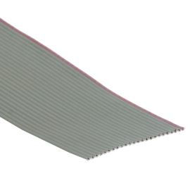 Flat ribbon cable AWG28 24 pin Grey Color