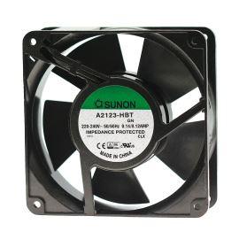 AC Fan 120x120x38mm 230V AC/140mA 45dB SUNON A2123HBT.GN