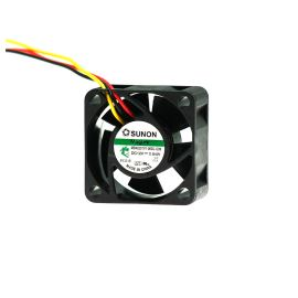 DC Fan 40x40x20mm 12V DC/70mA 25.5dB SUNON MB40201V1-000U-G99