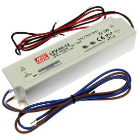 12V DC Power Supply Mean Well LPV-60-12