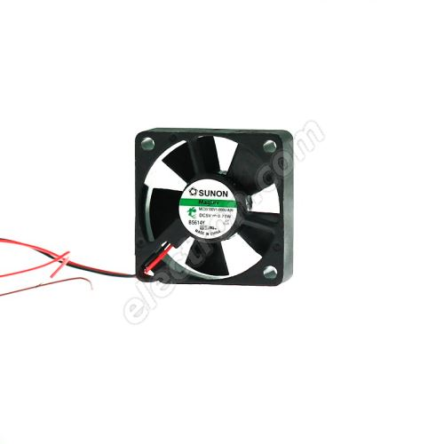 DC Fan 35x35x10mm 5V DC/150mA 28dB SUNON MC35100V1-000U-A99