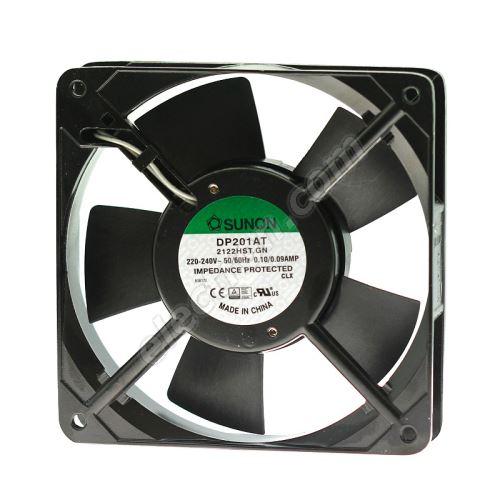 AC Fan 120x120x25mm 230V AC/100mA 43dB SUNON DP201AT 2122 HST.GN