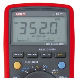 Digital multimeter UNI-T UT61C