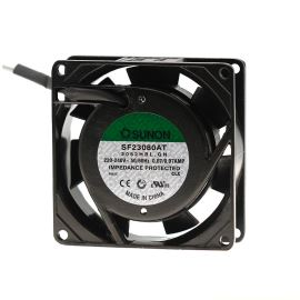 AC Fan 80x80x25mm 230V AC/70mA 30dB SUNON SF23080AT-2082HBL.GN