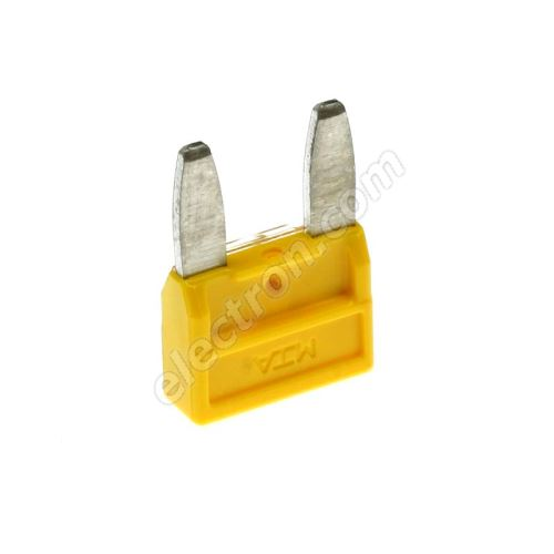 Car Fuse 20A/32V yellow MTA MINIVAL 20A
