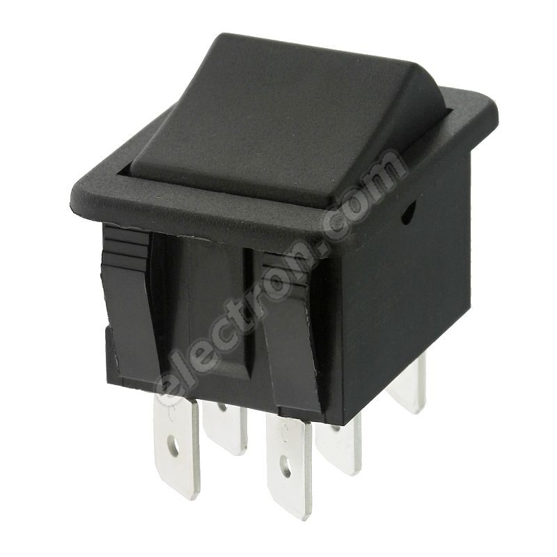 Rocker Switch Bulgin C1560ABAAA