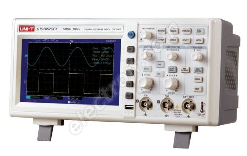 Digital Bench Oscilloscope 50MHz UNI-T UTD2052CEX