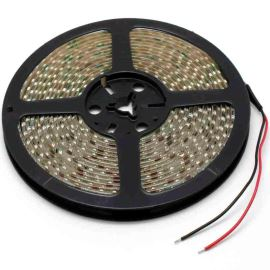Waterproof LED Strip 3528 Red - STRF 3528-120-R-IP65 - 1 meter length