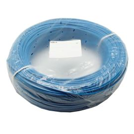 PVC Insulated Stranded Wire H05V-K 1x0.5mm Light Blue