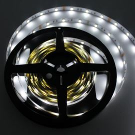 Non-Waterproof LED Strip 5050 Cool White - STRF 5050-60-CW - 1 meter length