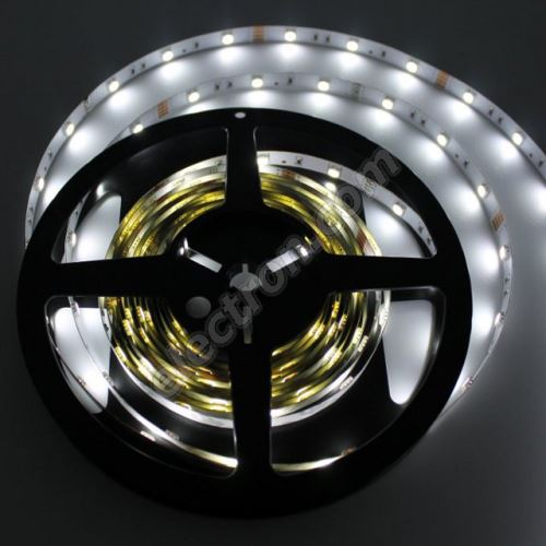 Non-Waterproof LED Strip 5050 Cool White - STRF 5050-30-CW - 1 meter length