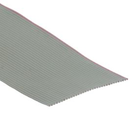 Flat ribbon cable AWG28 34 pin Grey Color