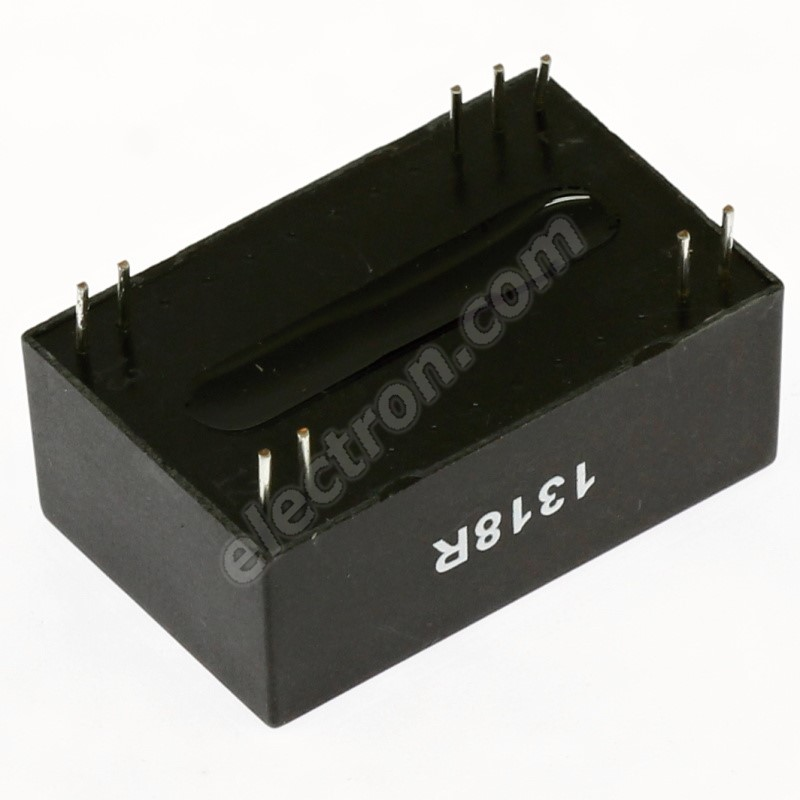 DC/DC LED Driver PCB mounting (2-52V/500mA) Mean Well LDD-500H
