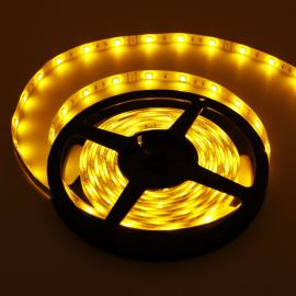 Waterproof LED Strip 5050 Yellow - STRF 5050-30-Y-IP65 - 1 meter length