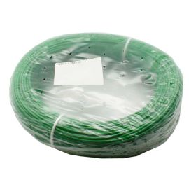 PVC Insulated Stranded Wire H05V-K 1x0.5mm Green