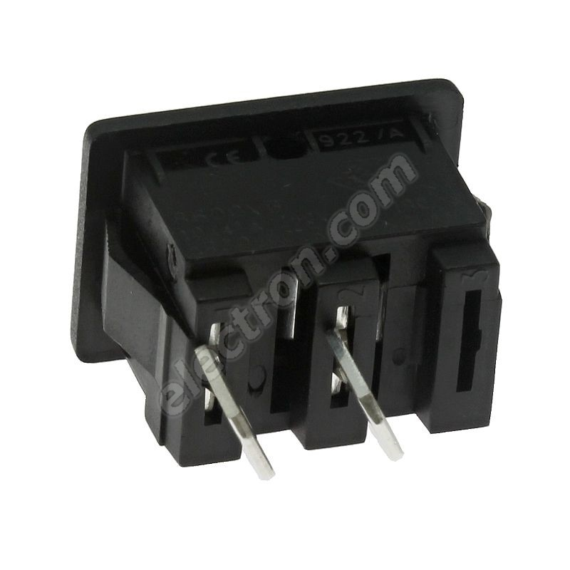 Rocker Switch Arcolectric H8600VBAAA