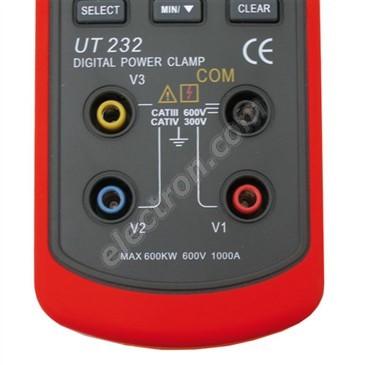 Clamp meter UNI-T UT232