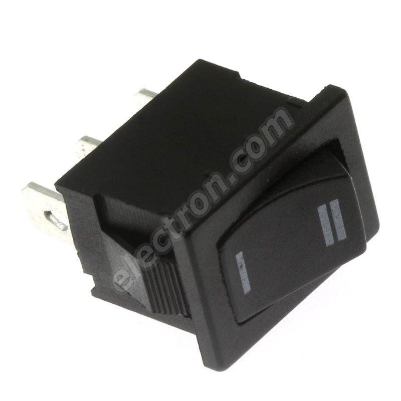 Rocker Switch Jietong MRS-102-2C8-B/B