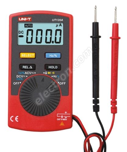 Digital multimeter UNI-T UT-120A