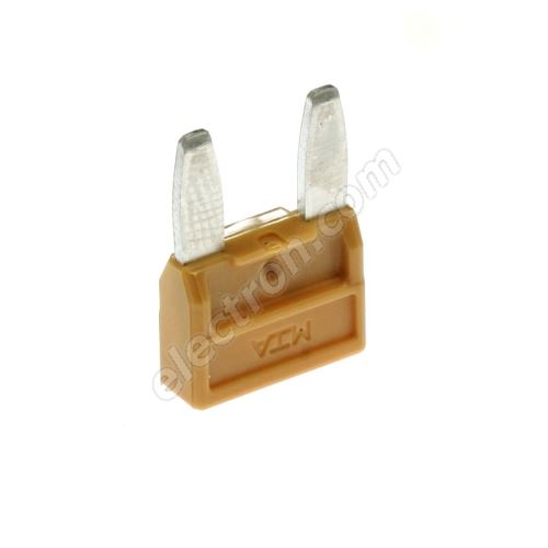 Car Fuse 5A/32V brown MTA MINIVAL 5A