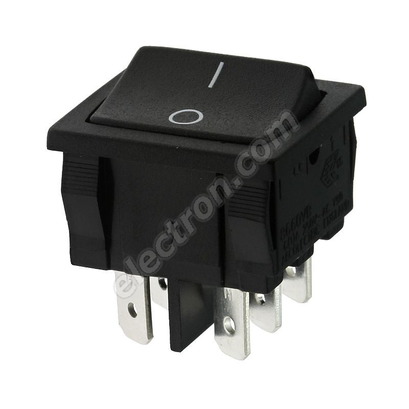 Rocker Switch Arcolectric H8660VBAAR