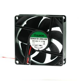 DC Fan 80x80x25mm 12V DC/150mA 38dB SUNON EE80251BX-000U-A99
