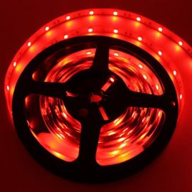 Non-Waterproof LED Strip 5050 Red - STRF 5050-30-R - 1 meter length
