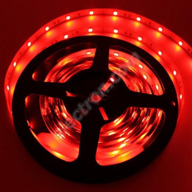 Non-Waterproof LED Strip 5050 Red - STRF 5050-30-R - 1 meter length