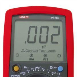 Digital multimeter UNI-T UT58D