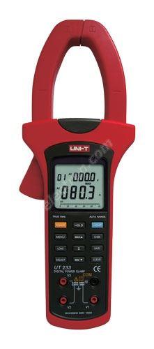 Clamp meter UNI-T UT233