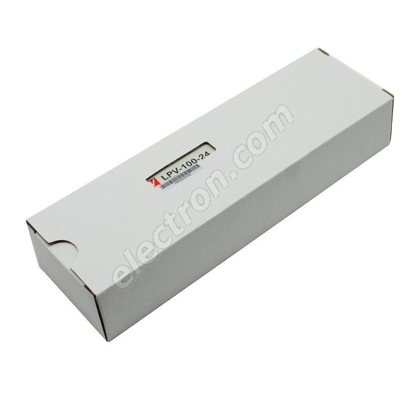 24V DC Power Supply Mean Well LPV-100-24