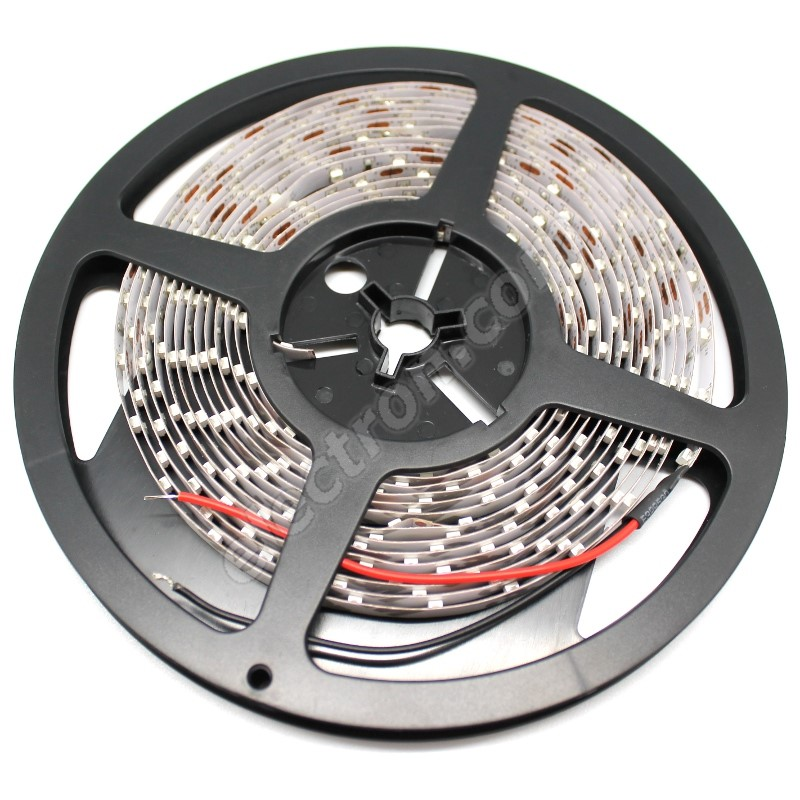 Non-Waterproof LED Strip 3528 Red - STRF 3528-60-R - 1 meter length