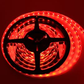 Non-Waterproof LED Strip 3528 Red - STRF 3528-60-R - 1 meter length