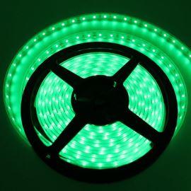 Waterproof LED Strip 3528 Green - STRF 3528-60-G-IP66